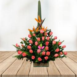 """Flores Cali  """"Paraiso de Rosas"""""""