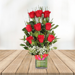 """Arreglo floral  """"Eres especial"""""""