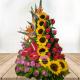 """Arreglo floral """"brisa de girasoles"""""""