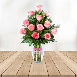 Jarrón de Rosas -  Flores Cali
