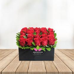 Caja de rosas Amor