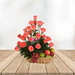 Arreglo floral  frutero Cali