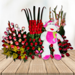 """Arreglo Floral  """"Regalo Especial"""""""