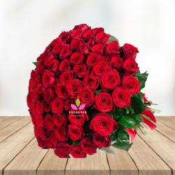 Bouquet de Rosas x 70 unidades