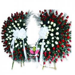 Corona Funebre Descansa en Paz