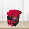 caja de rosas  x 16