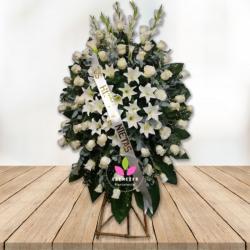 Corona  Fúnebre Cali -  Condolencias