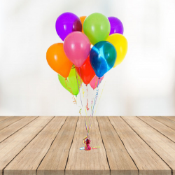 Globos en helio
